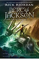 The Lightning Thief (Percy Jackson and the Olympians, Book 1) Paperback