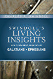 Insights on Galatians, Ephesians (Swindoll's Living Insights New Testament Commentary Book 8)