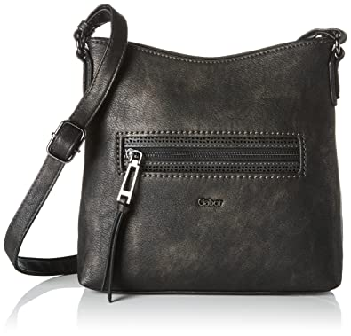 Gabor Women 7608 Cross-Body Bag Black Size  One Size  Amazon.co.uk ... 5685636f89702