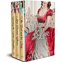 Branches of Love Boxed Set, Books 4-6: Three Regency Romances