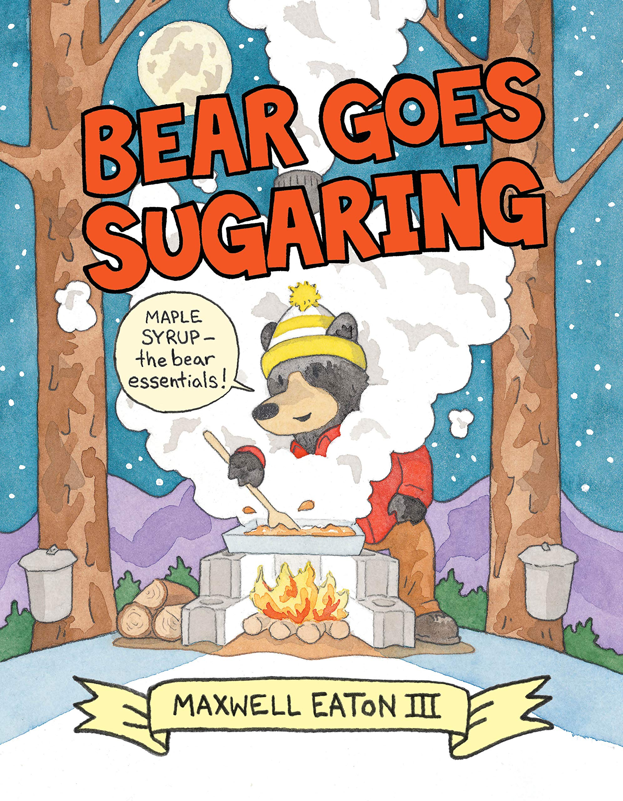 Image result for bear goes sugaring eaton