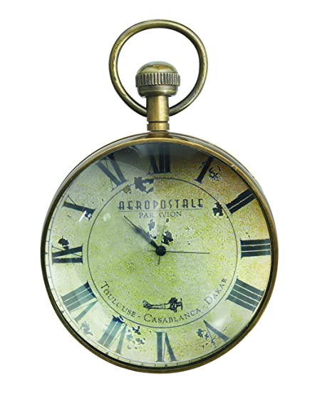 Library Taschenuhr Authentic Models The Eye of Time Clock
