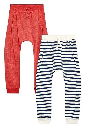 next Niños Pack De Dos Pantalones De Chándal (3 Meses - 6 Años ...