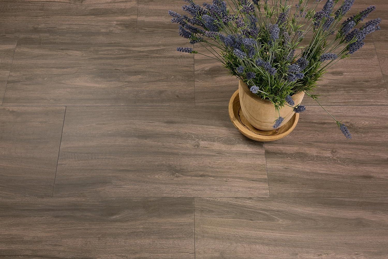 Terrassenplatten Wood Nussbaum im Format 45x90cm aus Feinsteinzeug 2cm stark Terrassenplatte in Holzoptik Muster ab 10x10cm