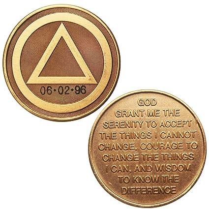 Amazon Personalized Custom Engraved Circle Triangle