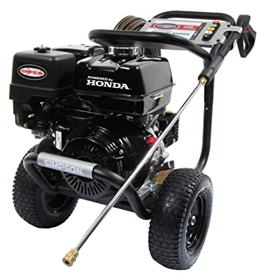 Simpson PS4240-S Gas Pressure Washer