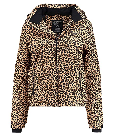 0192aeba73d0 Protest Revet Snow Jacket: Amazon.co.uk: Clothing