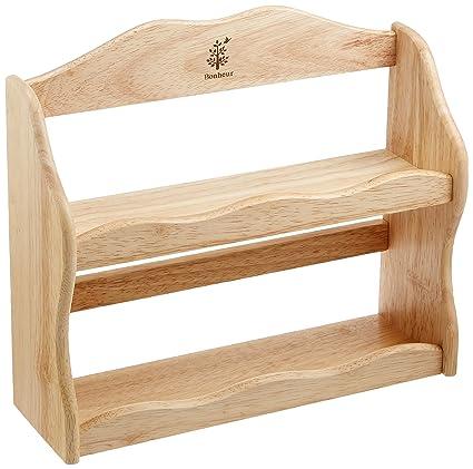 Fuji commercio di legno portaspezie Bonheur Cucina Accessori di ...
