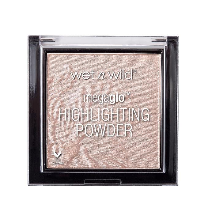 Wet n Wild Megaglo Highlighting Powder, Precious Petals, 5.4g <span at amazon