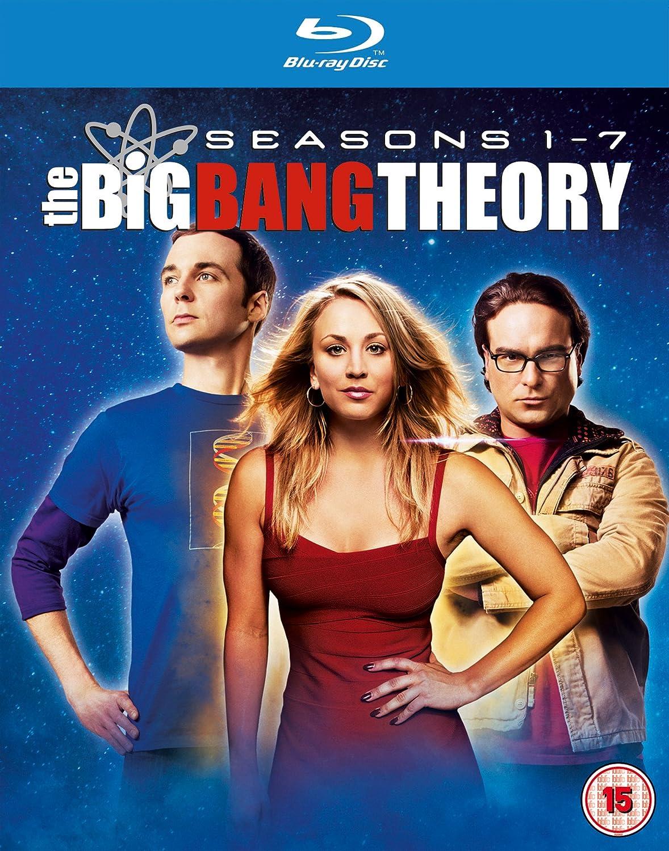 Amazon Com Big Bang Theory Seasons 1 7 Blu Ray Region Free Uk Import Johnny Galecki Jim Parsons Kaley Cuoco Simon Helberg Kunal Nayyar Melissa Rauch Mayim Bialik Carol Ann Susi Kevin Sussman Aarti Mann Mark Cendrowski