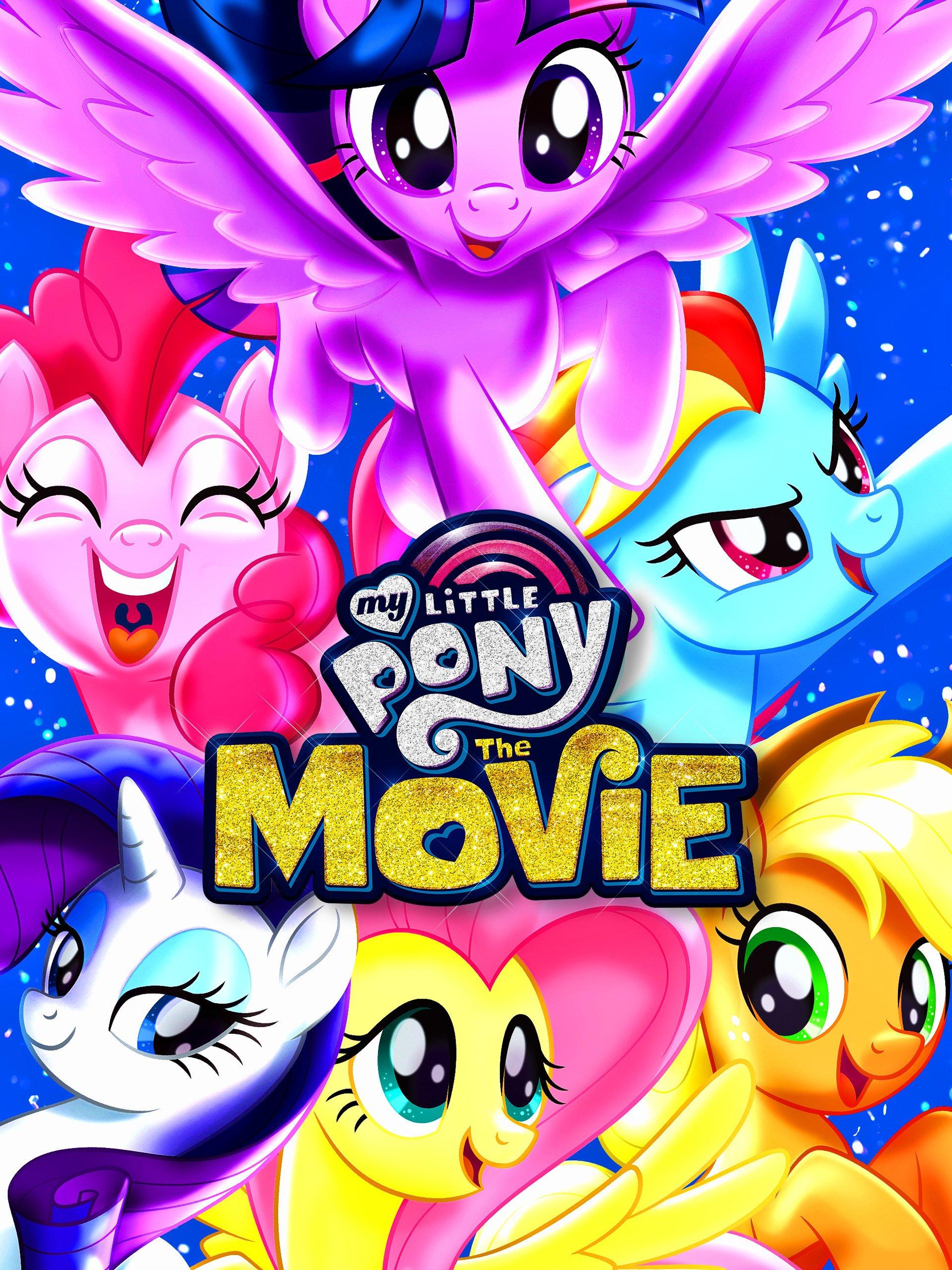 Amazon.com: My Little Pony: Uzo Aduba, Ashleigh Ball, Emily Blunt ...