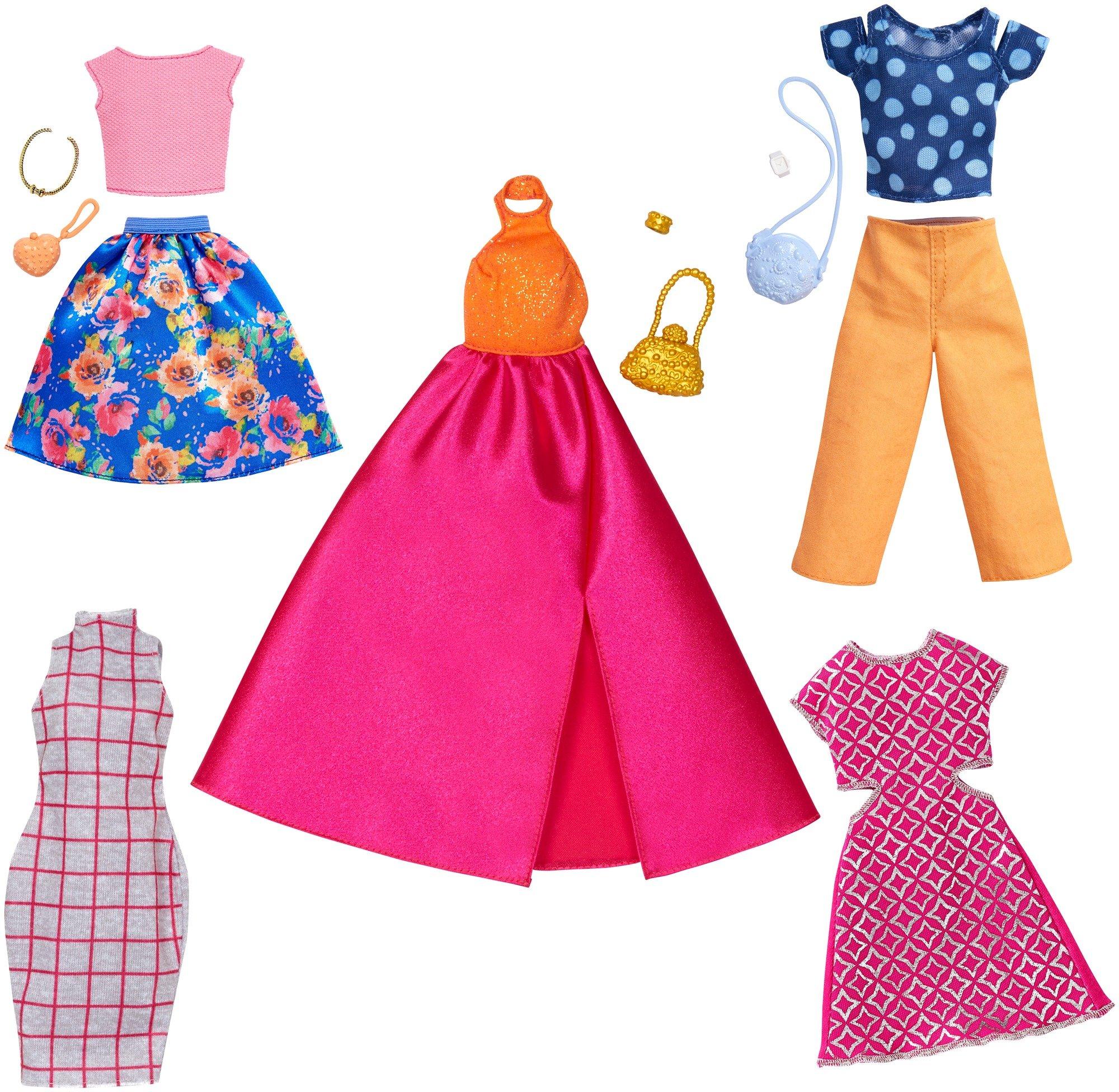 f7f51b16f0f Mejor valorados en Ropa y zapatos para muñecas fashion   Opiniones ...