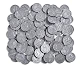 Learning Advantage, Play Nickel Plastic Coins - Set