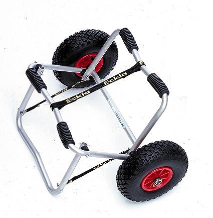 Eckla para kayak carrito Canyon con soporte 260 mm