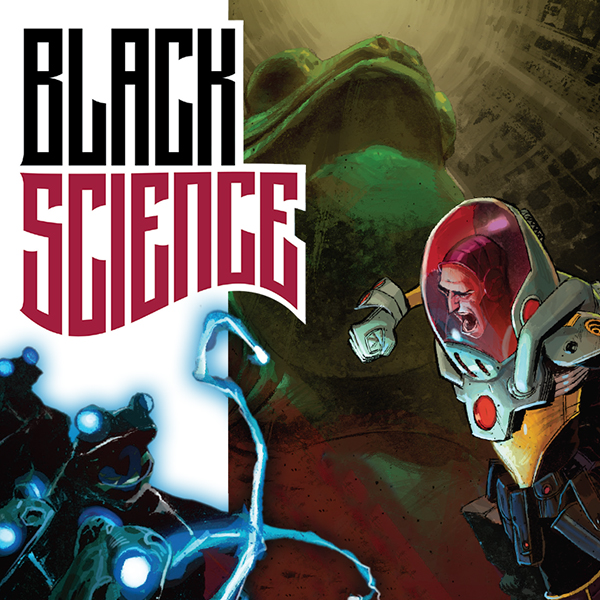 Black Science (Issues) (29 Book Series)