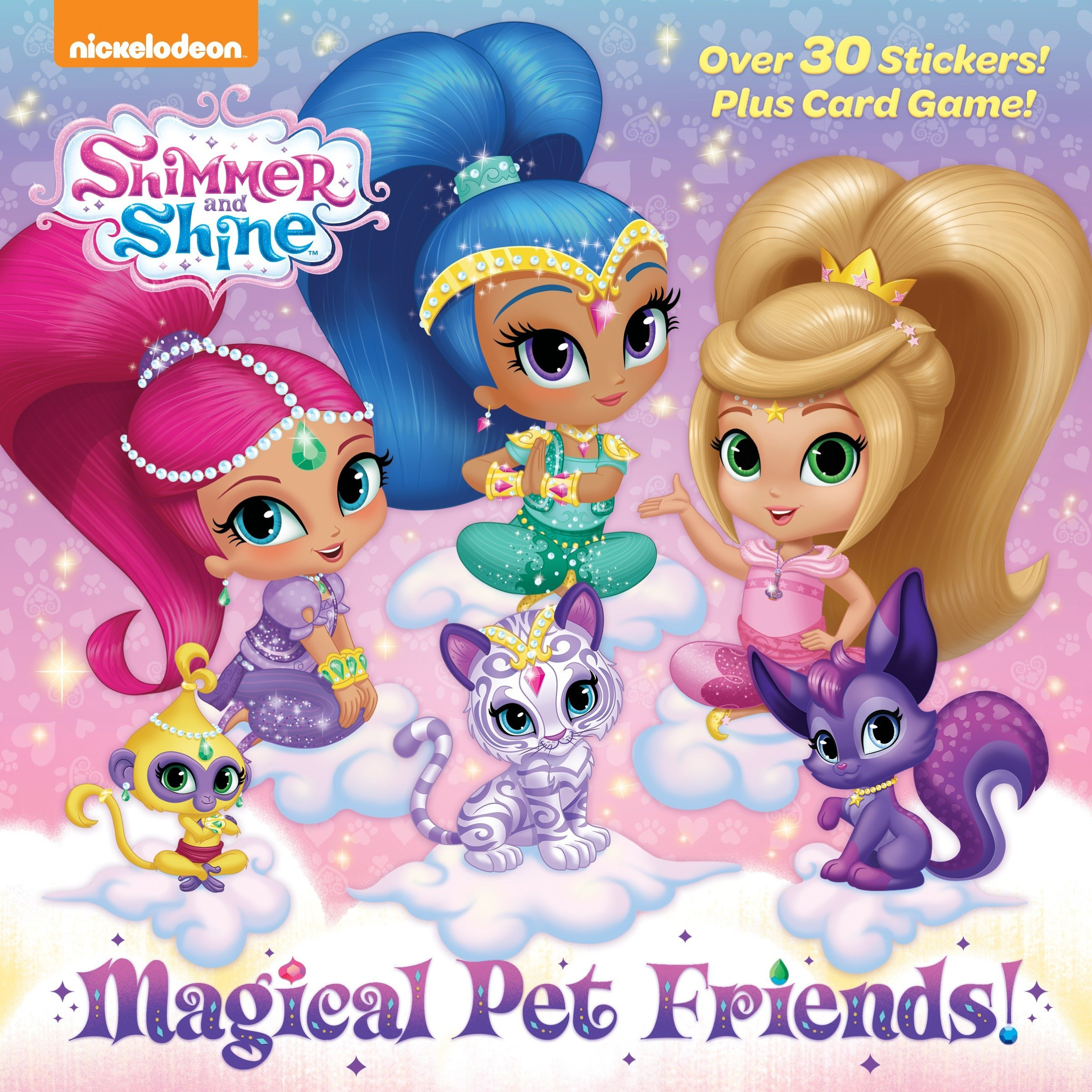 Magical Pet Friends Shimmer And Shine Pictureback R Random