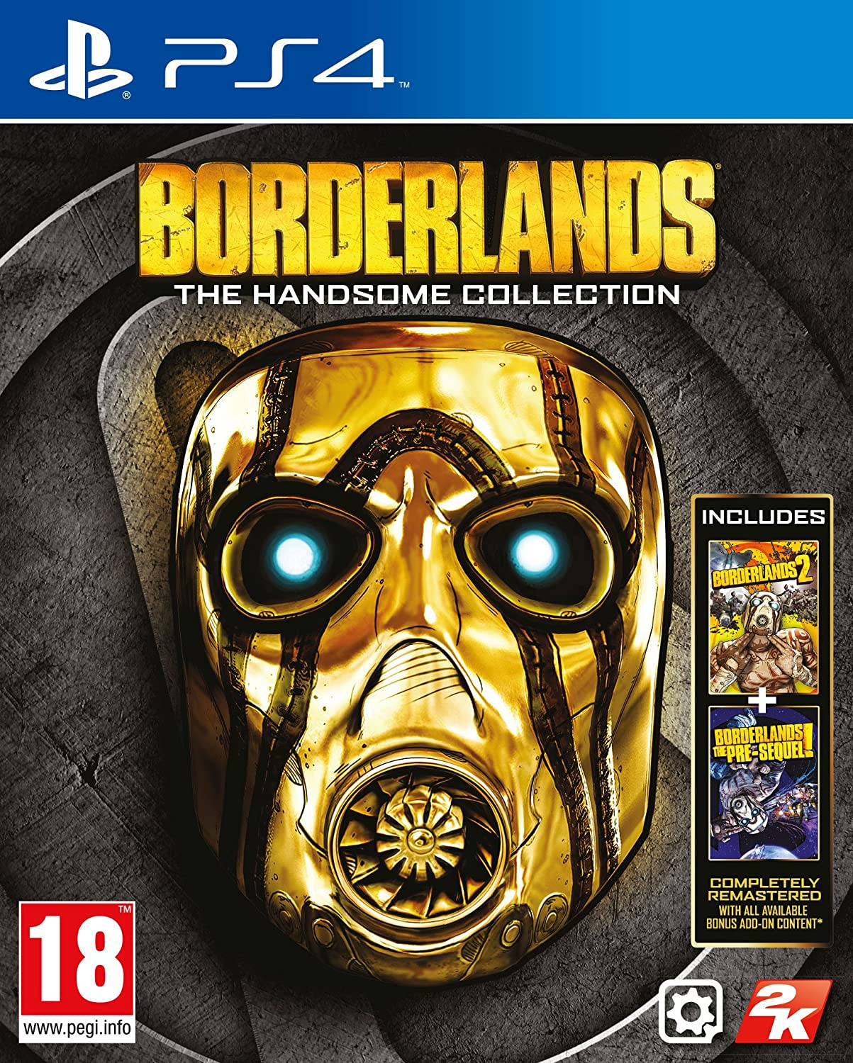 Borderlands: The Handsome Collection (PS4): Amazon co uk: PC