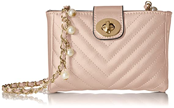 Aldo Roredia Cross Body Handbag, Light Pink: Handbags: Amazon.com