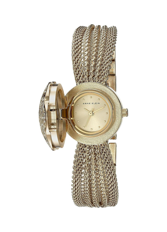 f4614156932 Women s AK 1046CHCV Swarovski Crystal Accented Watch · Anne Klein