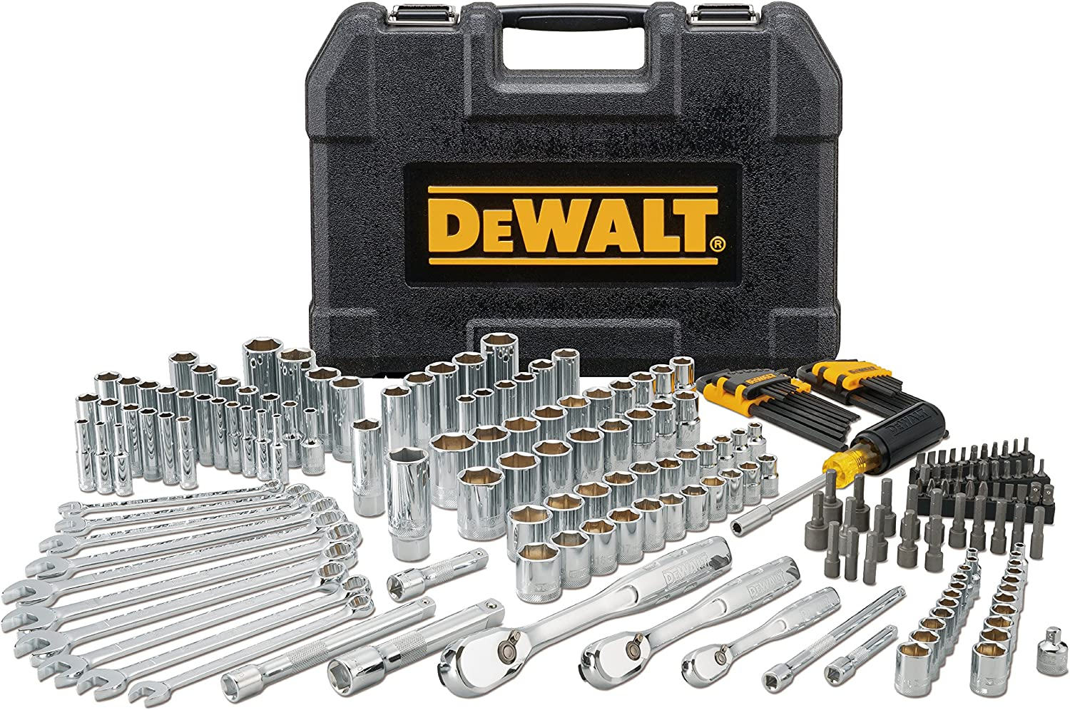 DEWALT 205-Piece Mechanics Tool Set (DWMT81534) $99.00