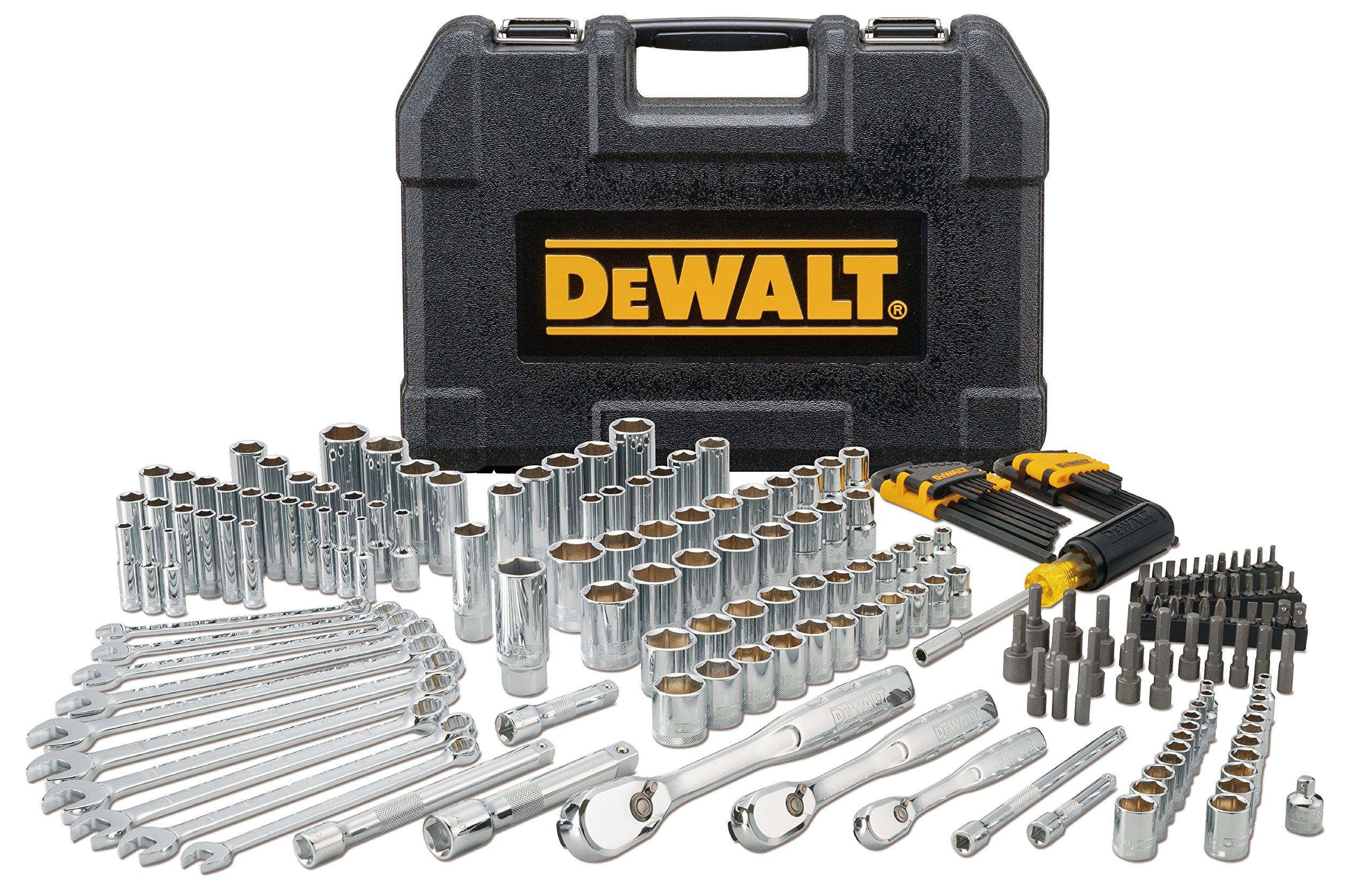 DEWALT Mechanics Tool Set, 205-Piece (DWMT81534) by DEWALT