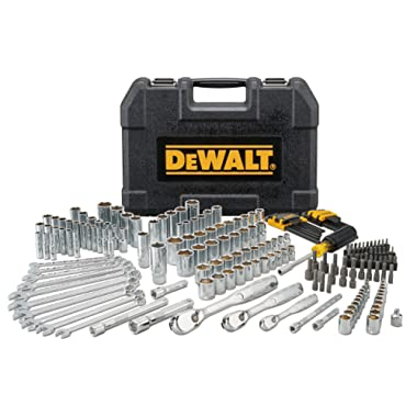 DEWALT Mechanics Tool Set, 205-Piece (DWMT81534)