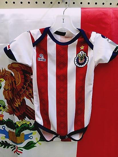 New club ddeportivo guadalajara chivas newborn jersey