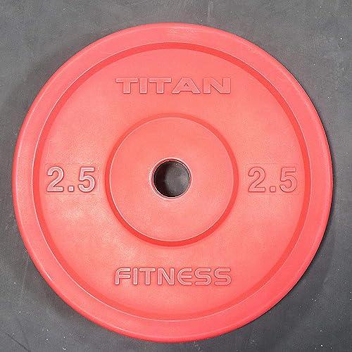 TITAN Fitness 6 Technique Barbells