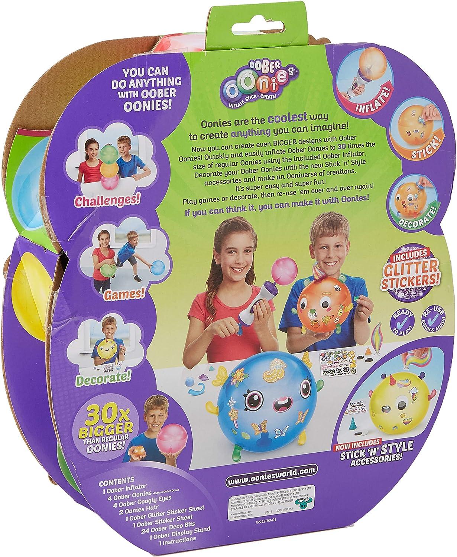 Oonies 7052 OOBER Inflator Arrancador, Multi: Amazon.es: Juguetes y juegos