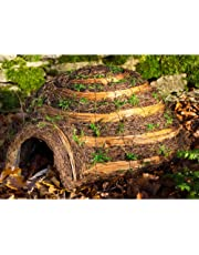 Wildlife World Hedgehog Igloo Home (One Size) (Brown)