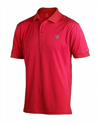 Wilson Staff Authentic - Polo de Golf para Hombre: Amazon.es: Ropa ...