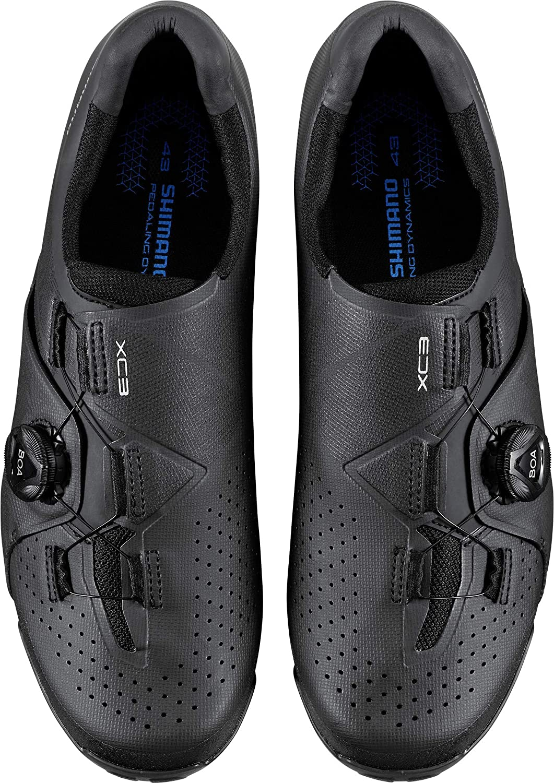 SHIMANO SH-XC3 Fahrradschuhe Black Schuhgr/ö/ße EU 41 2021 Rad-Schuhe Radsport-Schuhe