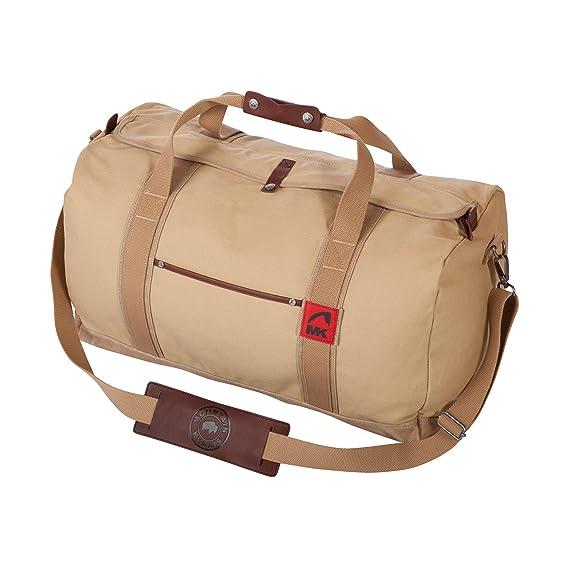 5e91ce752fa6 Amazon.com  Mountain Khakis Canvas Duffle Bag