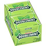Wrigley's Doublemint Chewing Gum, 10 Packs