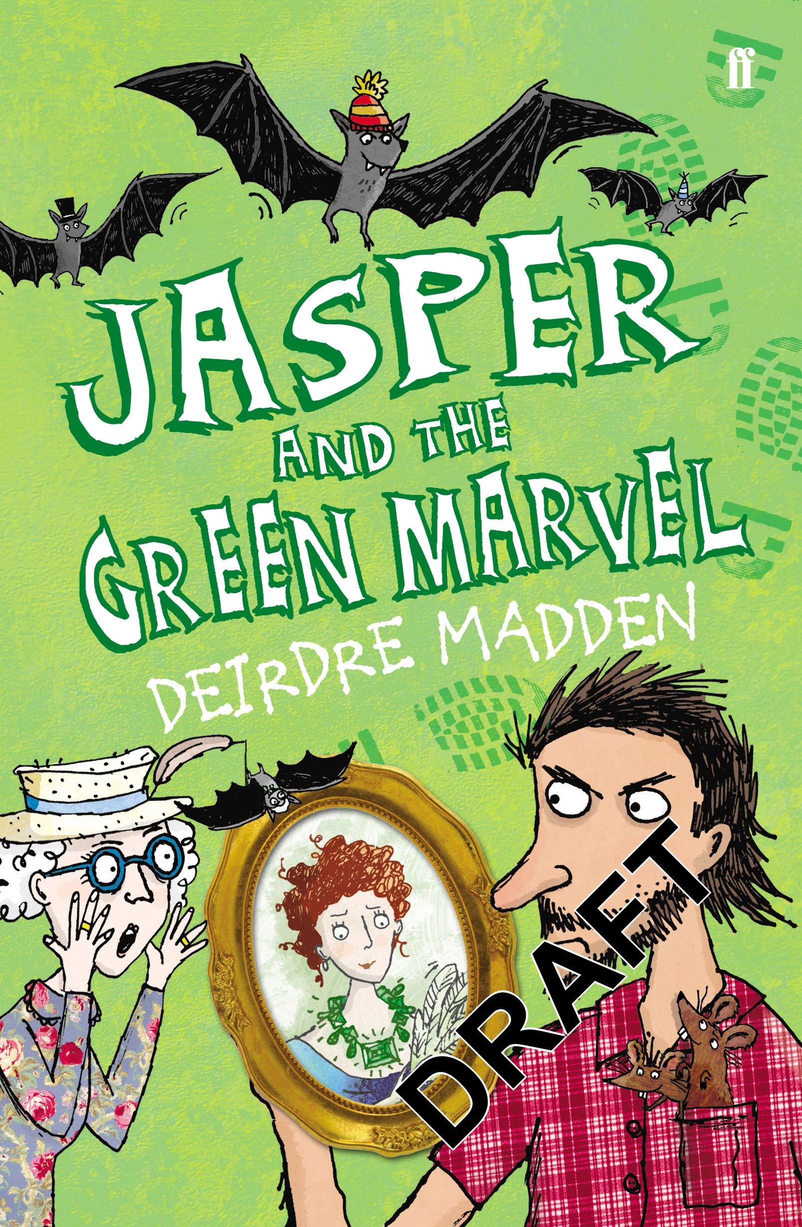 Download Jasper and the Green Marvel pdf epub