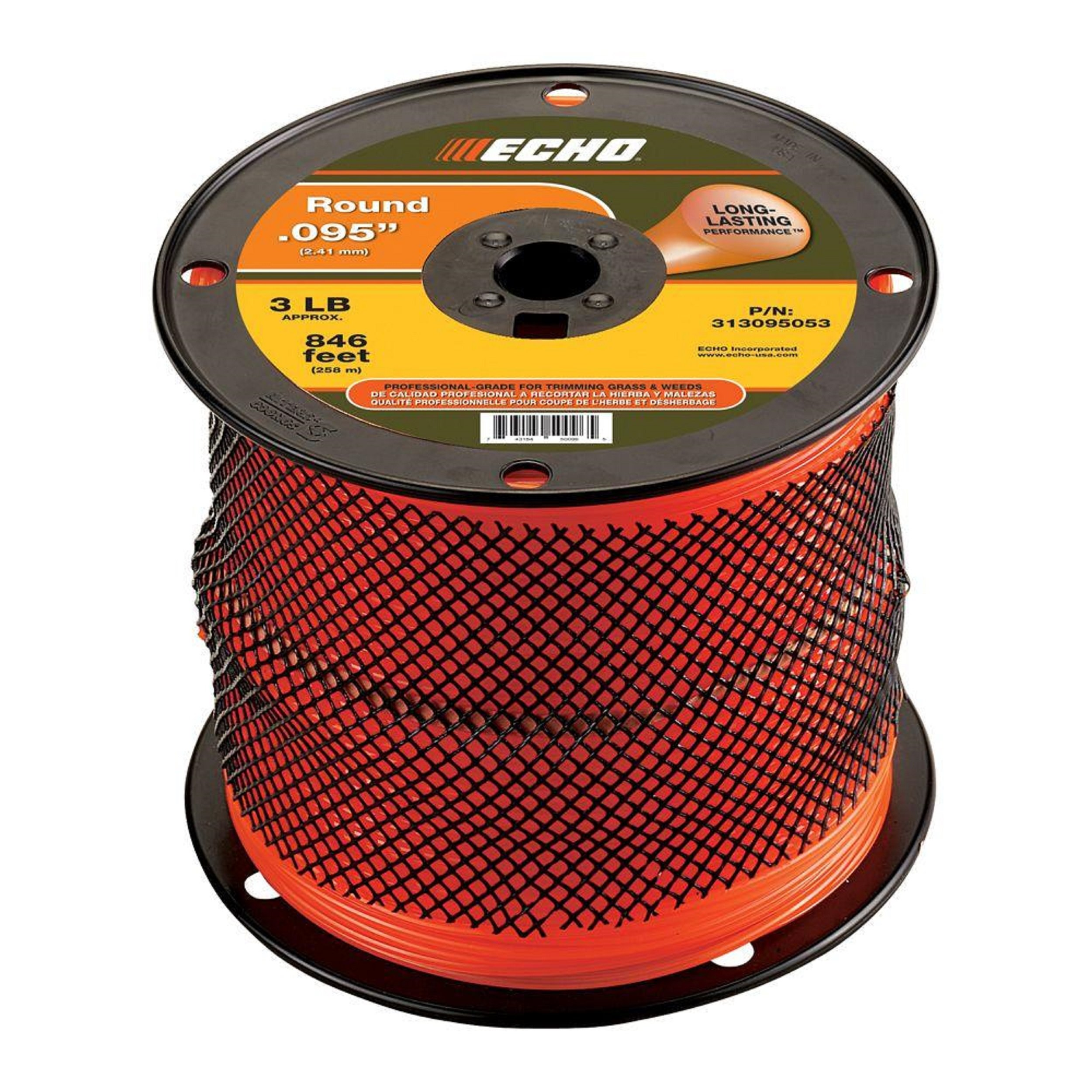 Trimmer Line.095 in. Dia (3 lb. Spool) by Echo