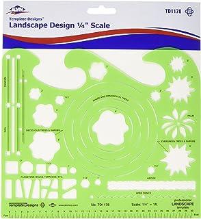 Amazoncom Metric Architectural Plants Garden Landscape Design