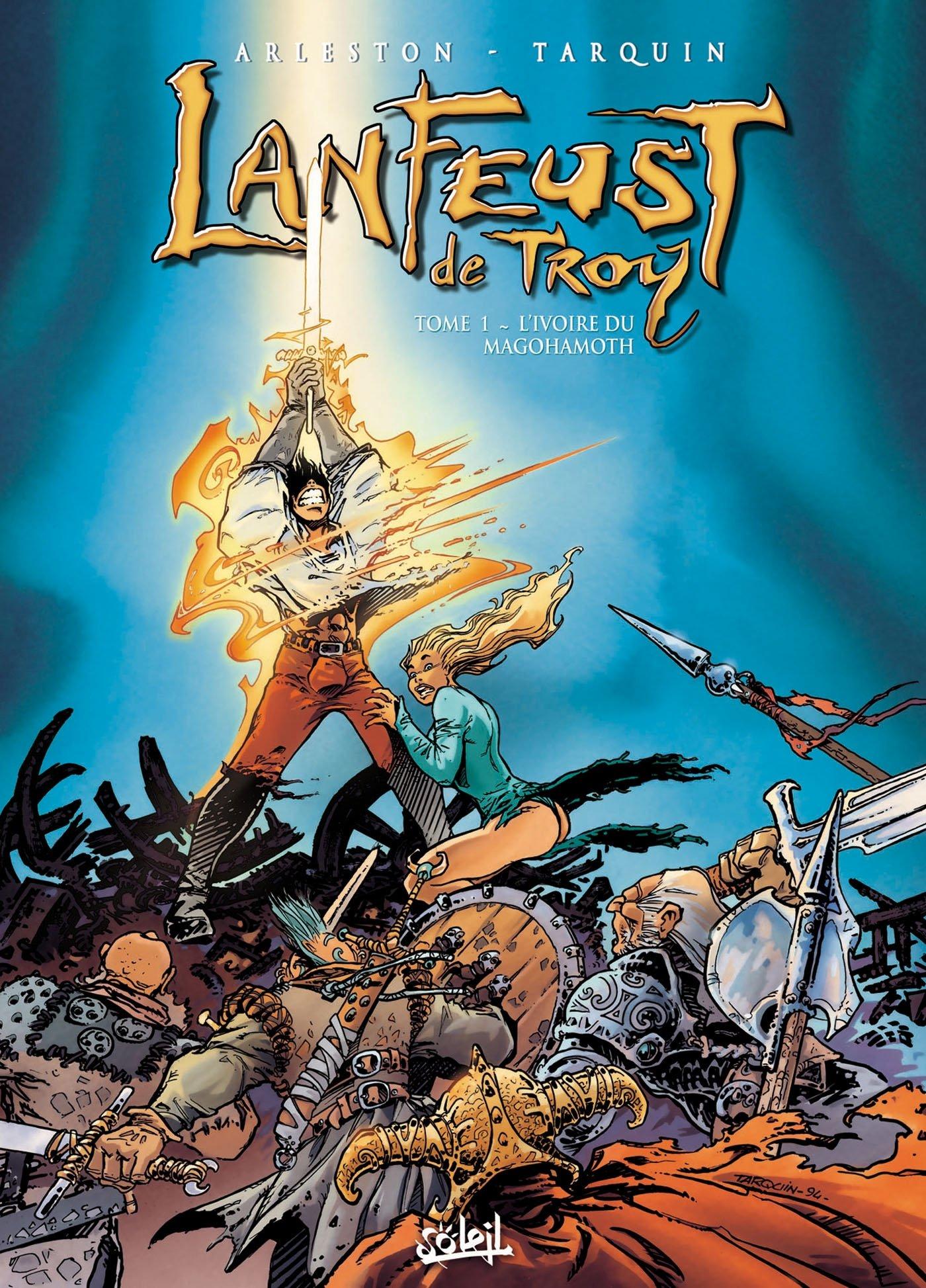Lanfeust de Troy Tomes 1 à 8