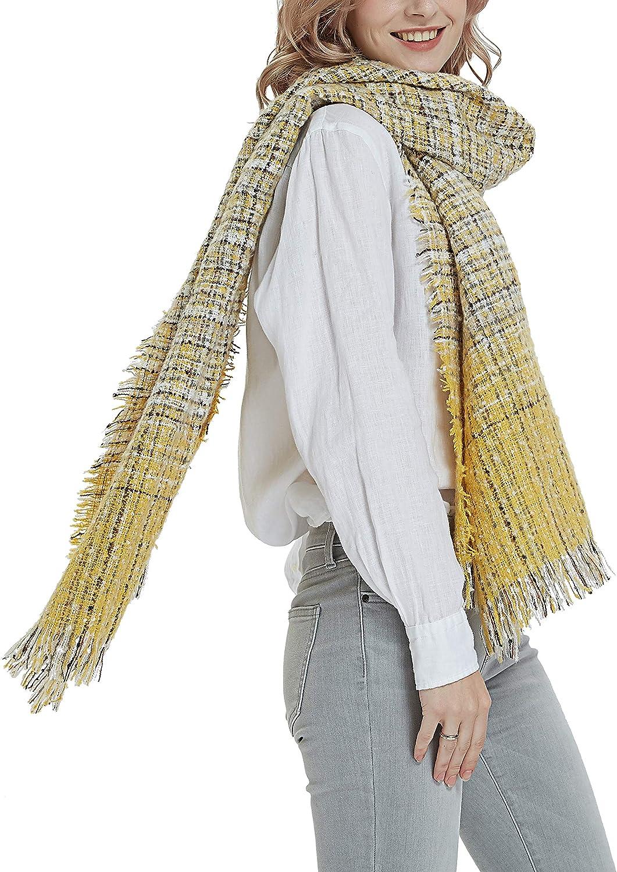 Women Long Scarf Blanket...