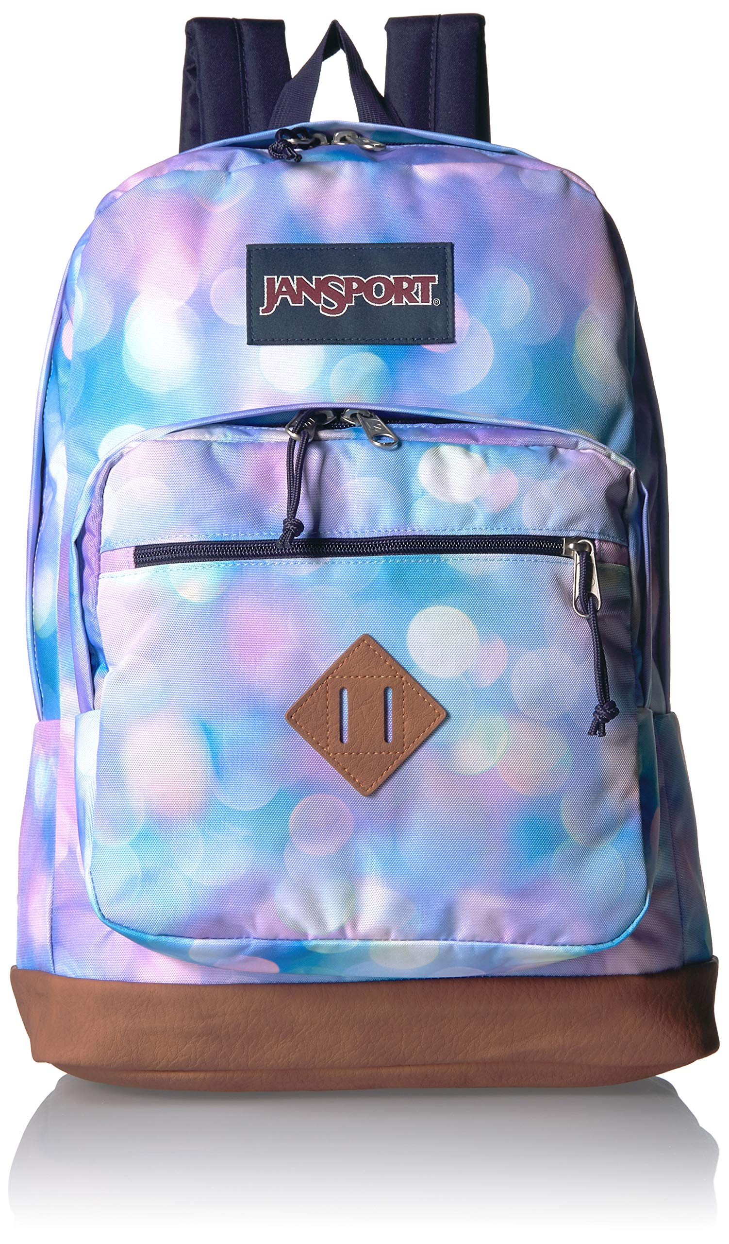 JanSport City View Backpack - 15-inch Laptop School Pack, City Lights by JanSport