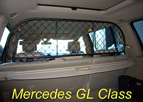 Mesh Headrest Pet Dog Guard Quilted Boot Liner For MERCEDES A CLASS AMG