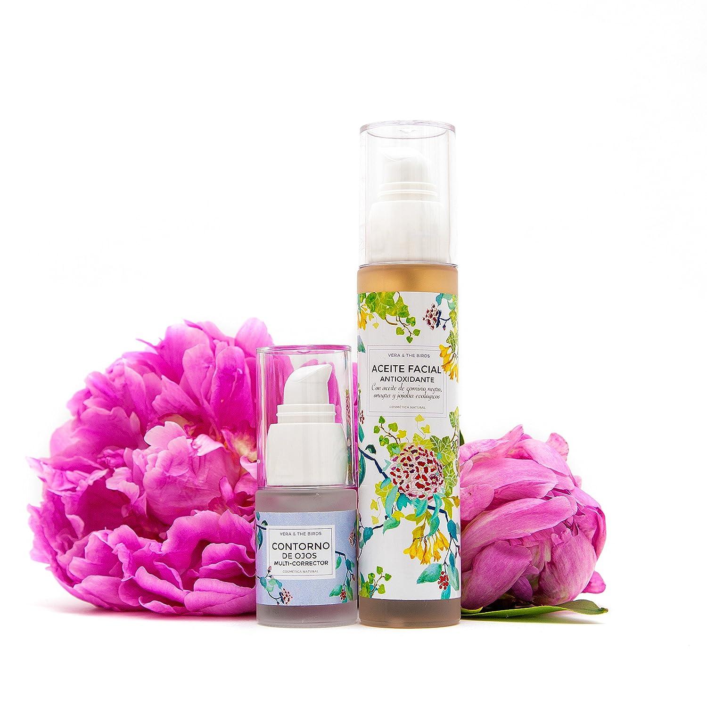 Aceite facial antioxidante| Nutre tu piel en profundidad | Contiene 50 ml | | Sin parabenos ni colorantes | 100% garantía: Amazon.es: Belleza