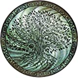 Next Innovations Tree of Life Teal Wall Art 2, 16""