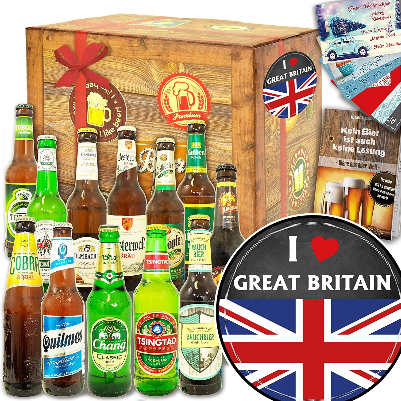 Britisches Bier Set