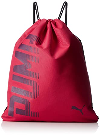 Puma Pioneer Saco Bolsa de Deporte, Color Love Potion ...