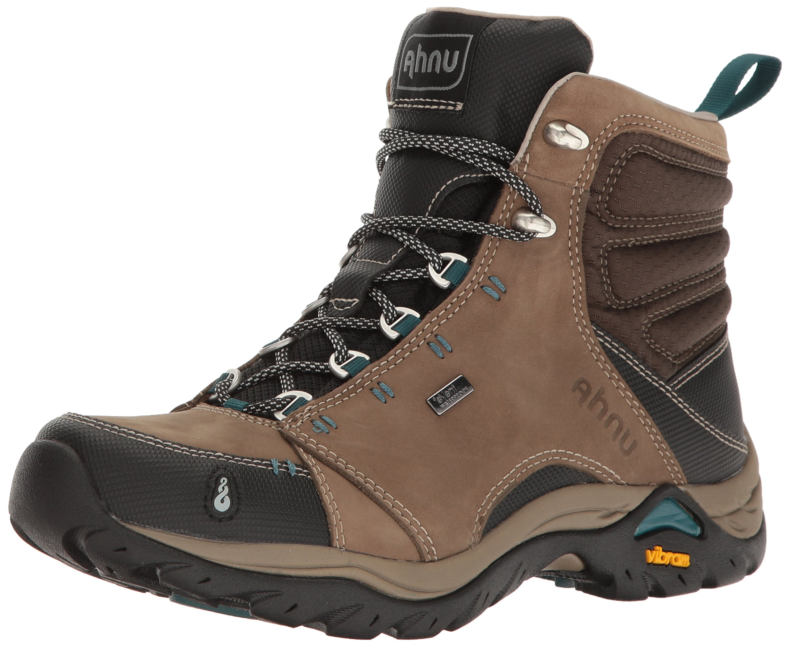 Ahnu Women's W Montara Waterproof Hiking Boot, Muir Woods Classic, 9 M US
