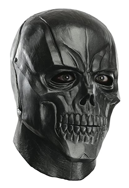 Child's Latex Skull Overhead Mask by Rubie's 12XnkfzSD