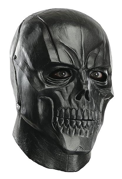 Scarecrow Mask Batman Arkham Fancy Dress Up Halloween Adult Costume Accessory