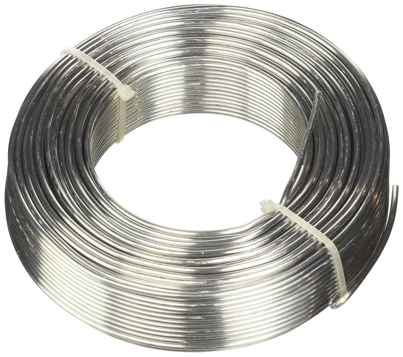 Amazon.com: Playbox - Aluminium Wire (silver) - 50 M, Ï 2mm: Toys ...