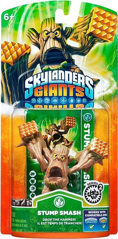 Skylanders Giants Individual Character Pack - Stump Smash 2 [Importación Inglesa]: Amazon.es: Videojuegos